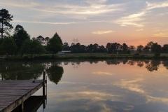 Beautiful sunsets nearly every day!